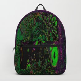 Moss Under the Sea Backpack