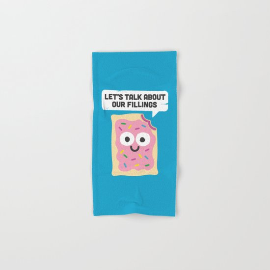 Tart Therapy Hand & Bath Towel