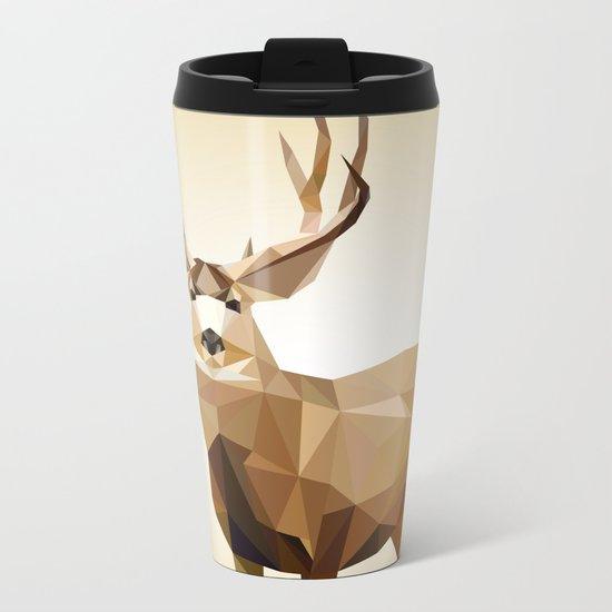 My Deer Metal Travel Mug