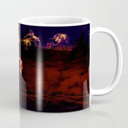 HORSE - War horse Coffee Mug