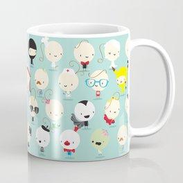 Pequeñitos characters Coffee Mug