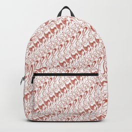 Batik Garuda Backpack