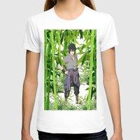 sasuke T-shirts featuring Sasuke by tanduksapi