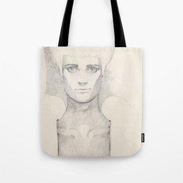 He Has it Too Tote Bag