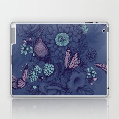Beauty (eye of the beholder) - neon version Laptop & iPad Skin