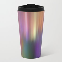 Trendy abstract with light effects Travel Mug
