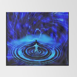 Trials And Tribulations Throw Blanket