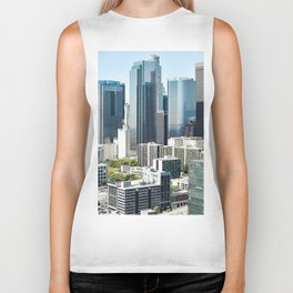 LA Skyscrapers Biker Tank