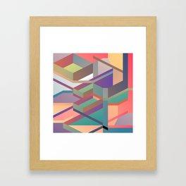 Maskine 23 Framed Art Print