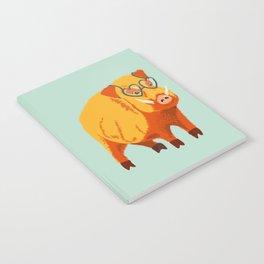 Benevolent Boar Notebook