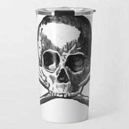 Skull and bones 2 Travel Mug