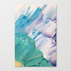 Wasser 2 Canvas Print