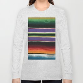 MEXICAN SERAPE Long Sleeve T-shirt