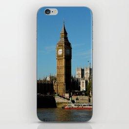 London Love iPhone Skin