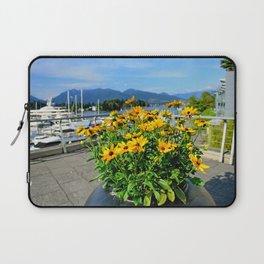 Vancouver Flowers Laptop Sleeve