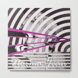 Norma Jean Metal Print