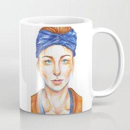 Bandana Coffee Mug