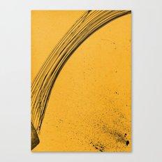 Lines Now Canvas Print