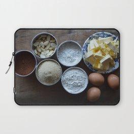 Cake ingredients Laptop Sleeve