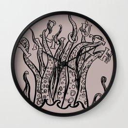 Falmuth Kraken Wall Clock