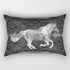 Ciel du Cheval Rectangular Pillow