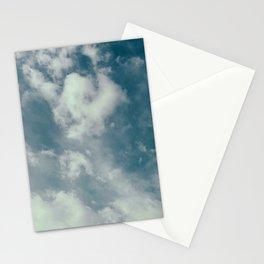 Soft Dreamy Cloudy Sky Stationery Cards