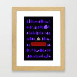 KN/PC: Walden Framed Art Print