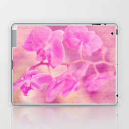 Scripted Orchid Laptop & iPad Skin