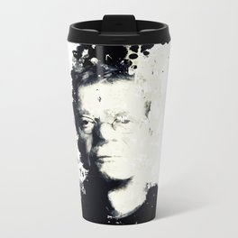 _byebye Lou Metal Travel Mug