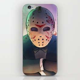 Sexiest Killer Alive iPhone Skin