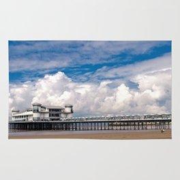 Grand Pier landscape Rug