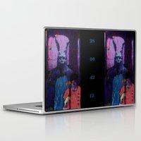 donnie darko Laptop & iPad Skins featuring Donnie Darko by brett66