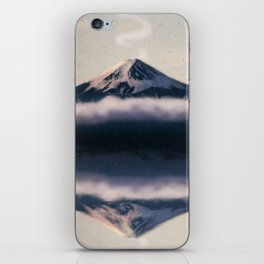 Mount Fuji iPhone Skin