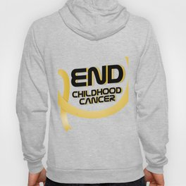 Support Childhood Cancer Awareness Hoody