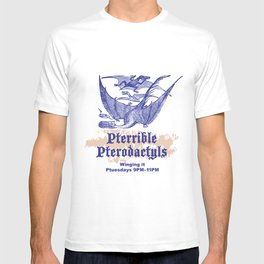 Pterrible Pterodactyls T-shirt