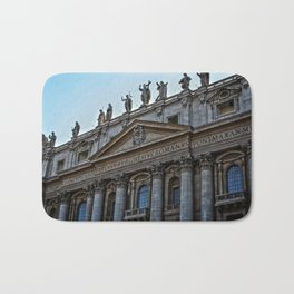 Vatican City Bath Mat