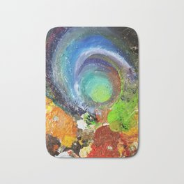 Controlled Chaos Bath Mat