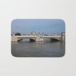 Port Clinton Bridge Bath Mat