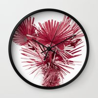palm Wall Clocks featuring PALM by • PASXALY •