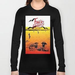 Fear and Loathing in Las Vegas- Desert Long Sleeve T-shirt