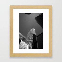 Chicago Skyscrapers 2010 Framed Art Print
