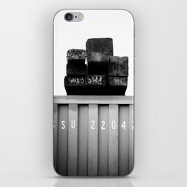 Padstow Container  iPhone Skin