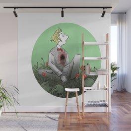 Gruesome Groom Wall Mural