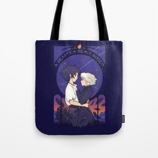 Something I Want to Protect (Dark Version) Tote Bag