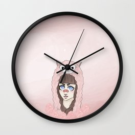 Favourite Hat Wall Clock