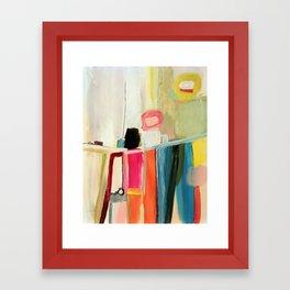 anandita Framed Art Print