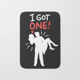 I got one! Funny Wedding Bachelor Party Bachelorette Gift Bath Mat