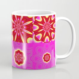 Fractal Flower Shower Coffee Mug