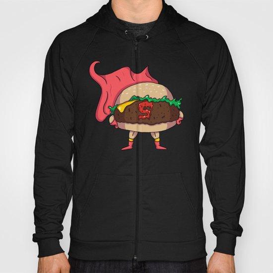 Hamburger Heroes Hoody