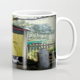 Dunny - Outback Queensland Humour :) Coffee Mug